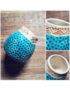 "Ceramic Gourd ""Oriental"""
