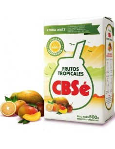 CBSé Tropical Fruits 500g