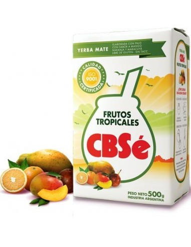 CBSé - Frutos Tropicales 500g