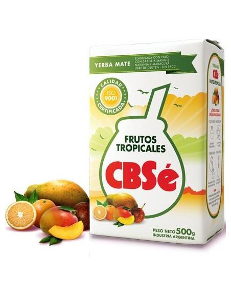 CBSé Tropical Fruits 500g