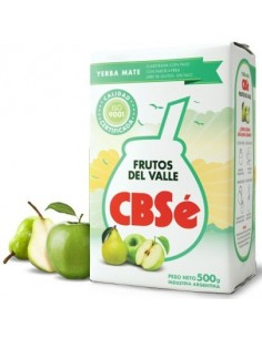 CBSé - Fruits of the Valley 500g