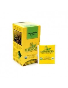 Kraus Mate Organica - 25 tea bags