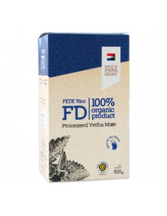 FD Fede Rico 500g - ORGANIC