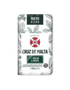 Cruz de Malta Mint and Boldo 500g