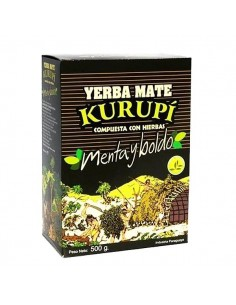 Kurupi Especial Menta & Boldo 500g
