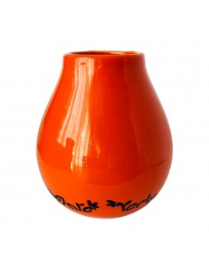 Mate - Rustico - ceramic brown