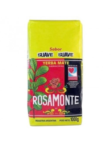 Rosamonte - Suave 1kg