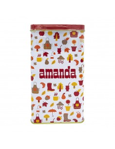 Amanda 500g - Dispenser (tin) 4 season