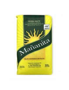 Mañanita (Morning) 500g, 1kg - Low Dust