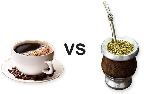 coffee vs yerba